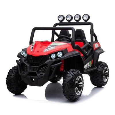 Electric Car Buggy S2588 24V Red