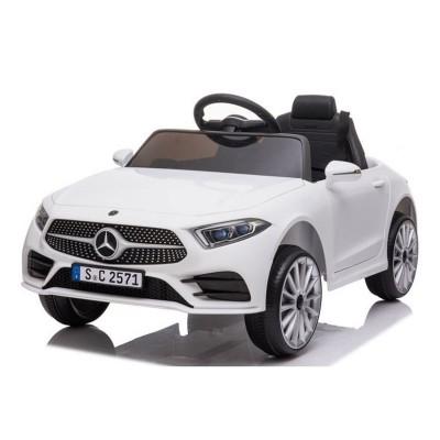 Electric Car Mercedes CLS 350 12V White