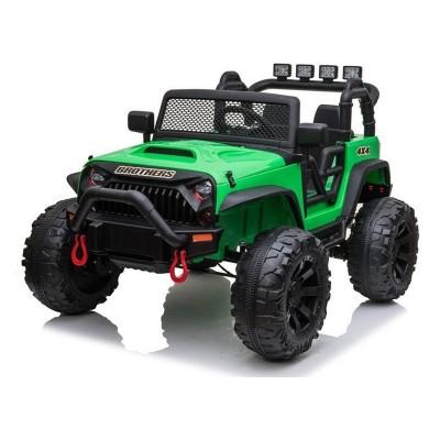 Electric car Jeep JC666 24V Green