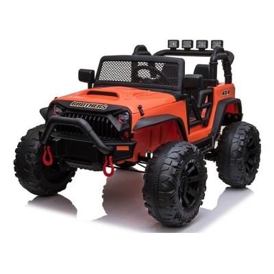 Electric car Jeep JC666 24V Orange