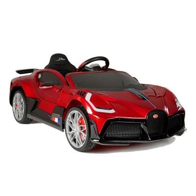 Carro Elétrico Bugatti Divo 12V Vermelho