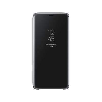 Capa Clear View Original Samsung S9 Plus EF-ZG965CBE Preta