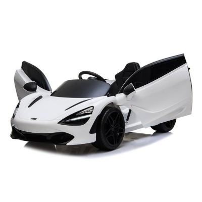 Electric Car McLaren 720S 12V White