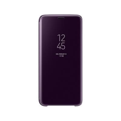 Original Clear View Case Samsung S9 Plus EF-ZG965CVE Violet