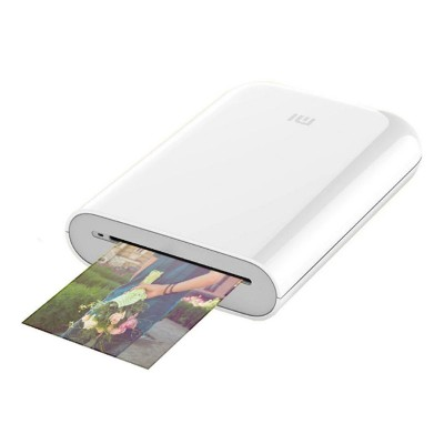 Impressora Fotográfica Xiaomi Mi Portable Photo Printer Branca (TEJ4018GL)