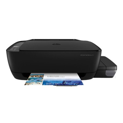 Multifunction Printer HP Smart Tank Wireless 455 Black (Z4B56A)