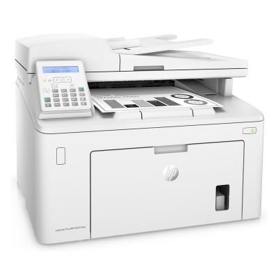 Multifunction Printer Monochrome HP LaserJet Pro M227fdn White (G3Q79A)