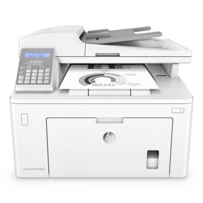 Multifunction Printer Monochrome HP LaserJet Pro Mfp M148fdw White (4PA42A)