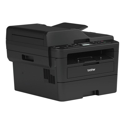 Multifunction Printer Monochrome Brother Laser Dcpl2550dn Black (DCPL2550DNZX1)