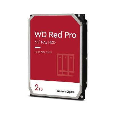 """Hard drive Western Digital Red Pro 2TB 3.5"""" 7200RPM (WD2002FFSX)"""