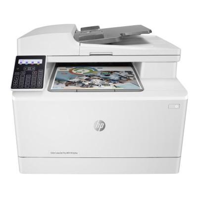 Multifunction Printer HP Color LaserJet Pro M183fw White (7KW56A)