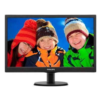 "Monitor Philips 20"" LCD HD+ 60Hz (203V5LSB26)"