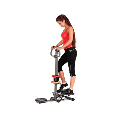 Multifunctional Stepper inSPORTline EasyStep 3883 Grey