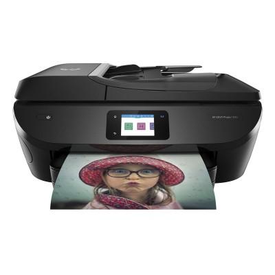 Impressora Multifunções HP Envy Photo 7830 Wi-Fi/Fax/Duplex Preta (Y0G50B)