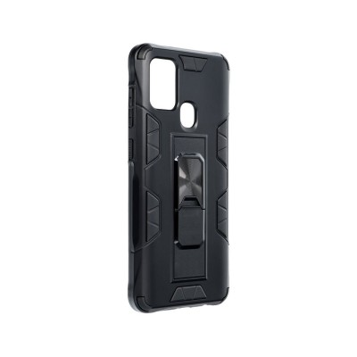 Protective Cover Forcell Defender Samsung Galaxy A21s A217 Black