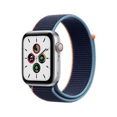 Smartwatch Apple Watch SE GPS + Cellular 44mm Loop Desportiva Azul