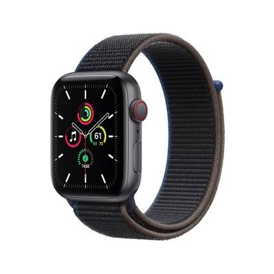 Smartwatch Apple Watch SE GPS + Cellular 44mm Loop Desportiva Preta