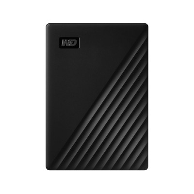 "External Hard Drive Western Digital My Passport 4TB 2.5"" USB 3.0 Black"