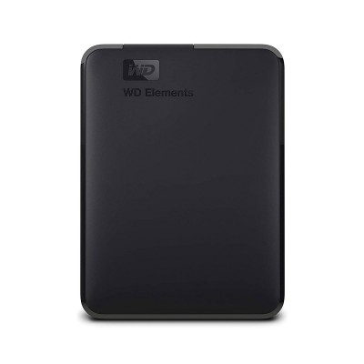 "External Hard Drive 2.5"" Western Digital Elements 2TB USB 3.0 Black"