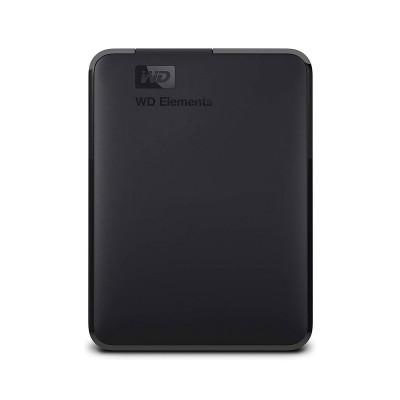"External Hard Drive 2.5"" Western Digital Elements 2TB USB 3.0 Black"