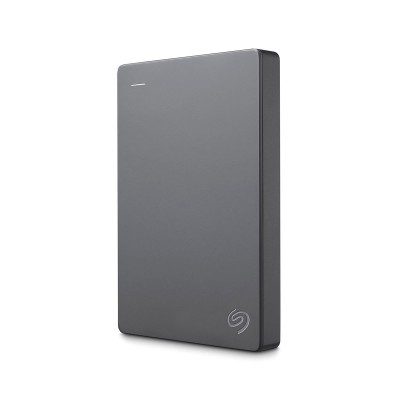 "External Hard Drive Seagate Basic 4TB 2.5"" USB 3.0 Black"