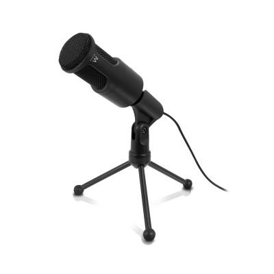 Microfone Ewent EW3552 c/Cancelamento de Ruído Preto