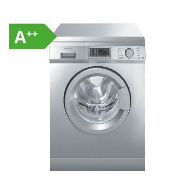 Washing Machine Smeg 7Kg 1400RPM Silver (SLB147X)