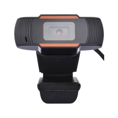 Webcam Leotec Meeting HD w/Microphone Black (LEWCAM1002)
