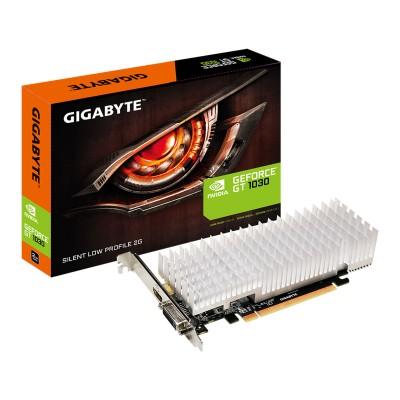 Graphics Card Gigabyte Geforce GT 1030 Silent 2GB GDDR5