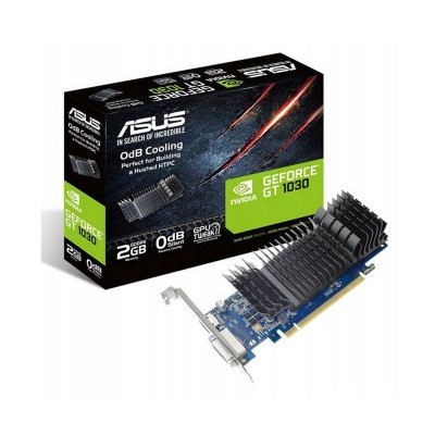Graphics Card Asus Geforce GT 1030 2GB GDDR5