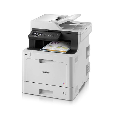 Multifunction Printer Brother MFC-L8690CDW White (MFCL8690CDWYY1)
