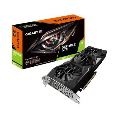 Graphics Card Gigabyte GeForce GTX 1660 Ti GAMING OC 6GB GDDR6