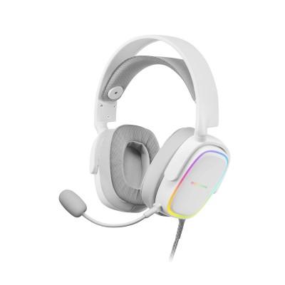 Headset Mars Gaming MHAX RGB Branco