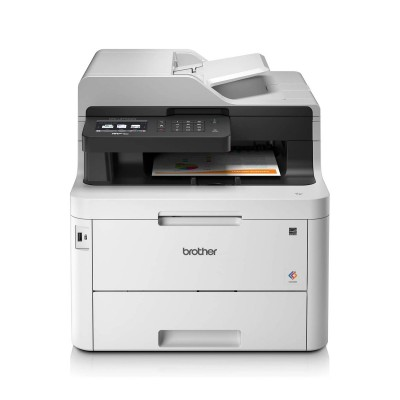Multifunction Printer Brother MFC-L3770CDW White (MFCL3770CDWYY1)