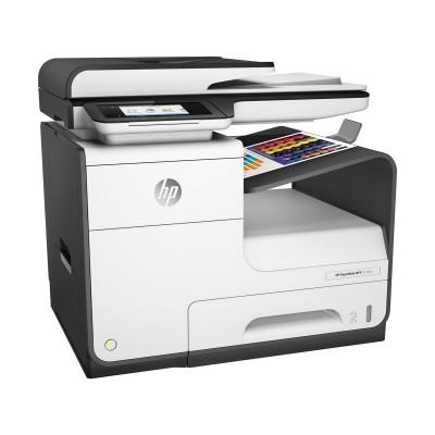 Impressora Multifunções HP Pagewide Pro 377DW Branca