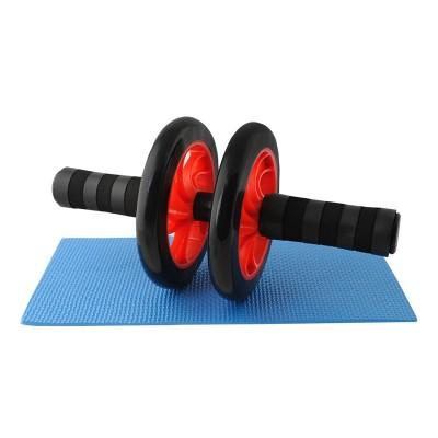 Sit-Up Wheel Mute Wheel w/Carpet