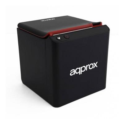 Impressora de Talões Térmica Approx appPOS8058DUAL 58-80mm USB/RJ45 Preta