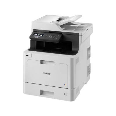 Multifunction Printer Brother DCP-L8410CDW White