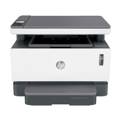 Impressora Multifunções Monocromática HP Neverstop Laser 1202nw Branca