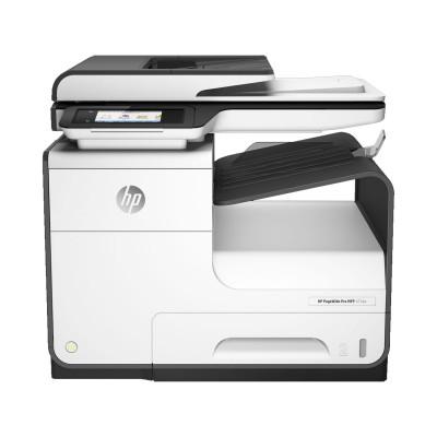 Impressora Multifunções HP PageWide Pro 477dw Wi-Fi/Fax/Duplex Branca