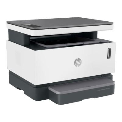 Multifunction Printer Monochrome HP Neverstop Laser 1201n White