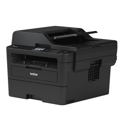 Multifunction Printer Monochrome Brother MFC-L2730DW Black