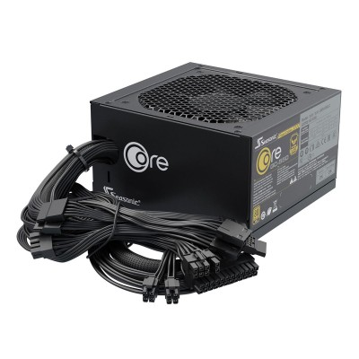 Fonte de Alimentação Seasonic Core GC 500W 80 Plus Gold