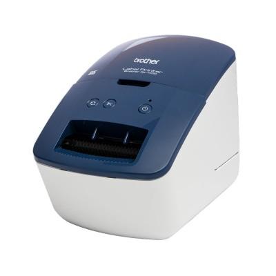Label Printer Brother QL-600B White