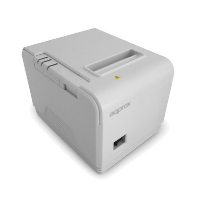 Thermal Receipt Printer Approx appPOS80AM3WH 80mm USB/RS232/RJ45 White