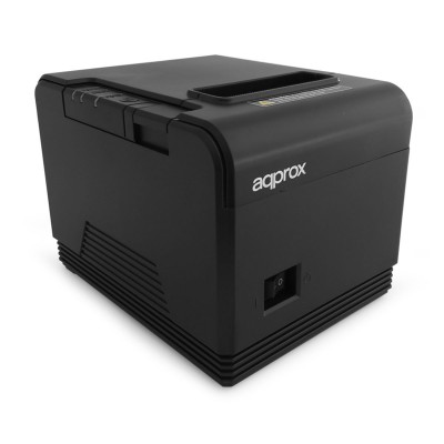 Thermal Receipt Printer Approx appPOS80AM3 80mm USB/RS232/RJ45 Black