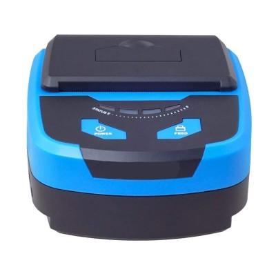 Portable Thermal Receipt Printer Premier ITP-Portable BT 80mm USB/Bluetooth Blue/Black