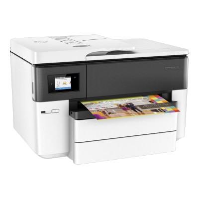Multifunction Printer HP OfficeJet Pro 7740 White