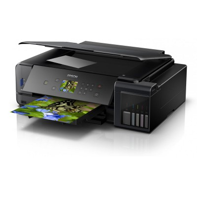 Multifunction Printer Epson EcoTank ET-7750 Black