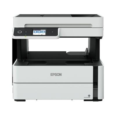 Impressora Multifunções Monocromática Epson ECOTANK ET‑M3140 Branca